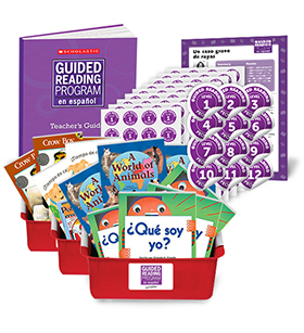 Guided Reading en español: Complete Set - Levels 1-12