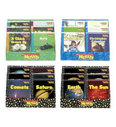 Scholastic News Nonfiction Readers - All Four Box Collection