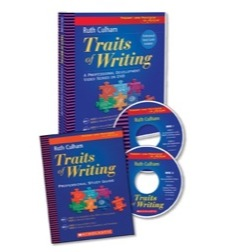 Traits of Writing: A Professional Development Video Series on DVD
