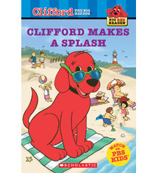 Clifford Makes a Splash