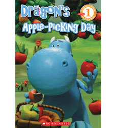 Dragon Reader #8: Dragon's Apple-Picking Day