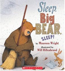 Sleep, Big Bear, Sleep! 9780545233415