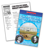 Can You Fly High, Wright Brothers – Literacy Express Pack