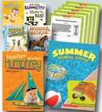 My Books Summer Grade 3 Fiction Focus (5 Books)