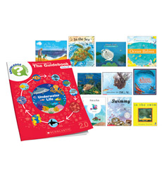 Knowledge Quest! Read-Aloud Collection: Underwater Life