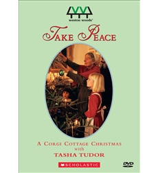 Take Peace:A Corgi Cottage Christmas