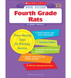 Scholastic Book Guides: Fourth Grade Rats