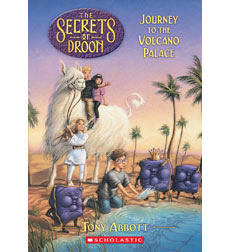 The Secrets of Droon: #2 Journey to the Volcano Palace