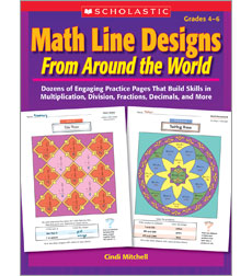 Math Line Designs From Around the World Grades 4–6