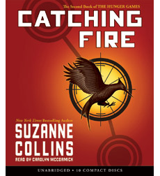 The Hunger Games #2: Catching Fire (Audiobook)