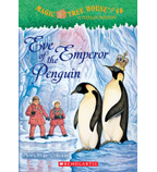 Magic Tree House: #40 Eve of the Emperor Penguin