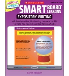 SMART Board™ Lessons: Expository Writing