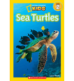 National Geographic Kids Readers: Sea Turtles