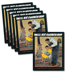 Guided Reading Set: Level P – Uncle Jed's Barbershop