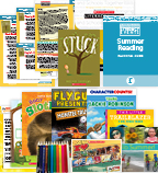 Comprehensive Summer Reading Solution Grade 1 Nonfiction (5 Books)