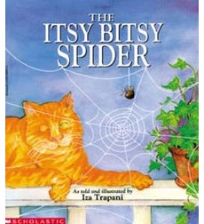 The Itsy Bitsy Spider - Big Book Unit 6 Books   1 title  6 copies    Itsy Bitsy Spider Book