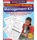 Ready-to-Use Independent Reading Management Kit: Grades 4–6
