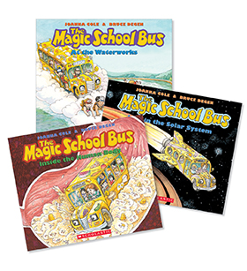 The Magic School Bus® Grades 1-3