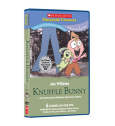 Knuffle Bunny:A Cautionary Tale