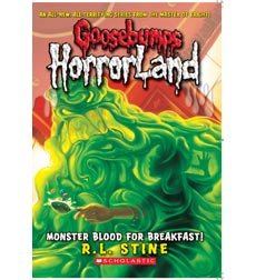 Goosebumps HorrorLand #03: Monster Blood for Breakfast!