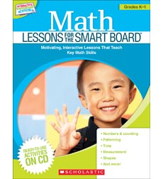 Math Lessons for the SMART Board™: Grades K–1