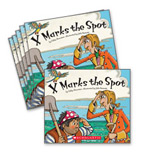 Guided Reading Set: Level E – X Marks the Spot