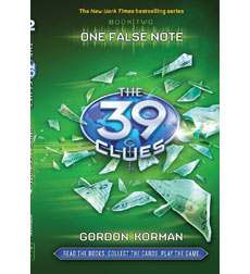 The 39 Clues: One False Note