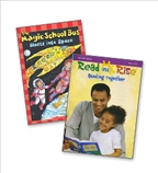 Read & Rise Reading Together Take–Home Pack Ages 7–8 – Pack B