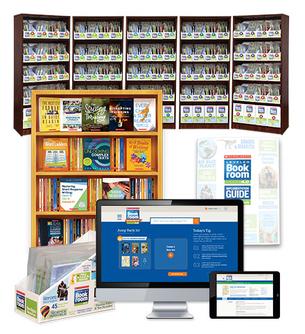 Leveled Bookroom 4.0 Grades 4-6