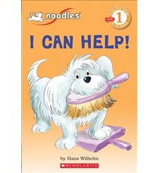 Scholastic Reader!® Level 1-Noodles: I Can Help!