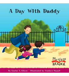 My First Reader: A Day with Daddy