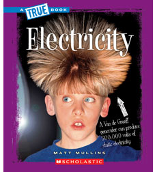 A True Book™—Physical Science: Electricity