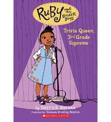 Ruby and the Booker Boys: Trivia Queen, 3rd Grade Supreme