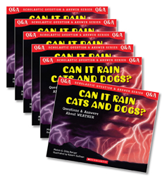 Guided Reading Set: Level R – Can It Rain Cats and Dogs?