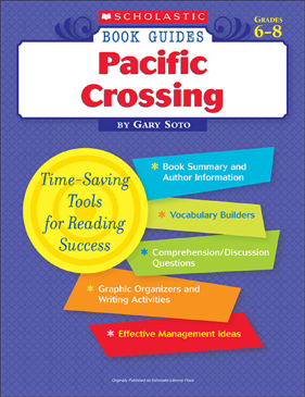 Scholastic Book Guides: Pacific Crossing