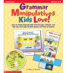Grammar Manipulatives Kids Love!