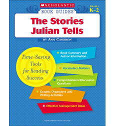 Scholastic Book Guides: The Stories Julian Tells