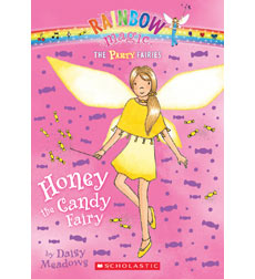 Rainbow Magic—The Party Fairies: Honey the Candy Fairy