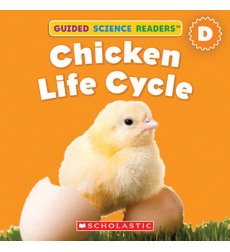 Guided Science Readers: Animals-Level D: Chicken Life Cycle