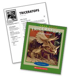Triceratops – Literacy Express Pack