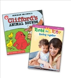 Read & Rise Reading Together Take–Home Pack Ages 0–2 – Pack A