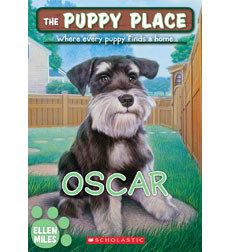 The Puppy Place: Oscar