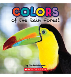 Explore and Learn: Colors Of The Rain Forest