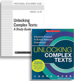 Unlocking Complex Texts Professional Book Bundle