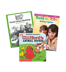 Family Literacy Night 0-3 (10 Pack)