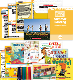 Comprehensive Summer Reading Solution PreK Fiction (5 Books)
