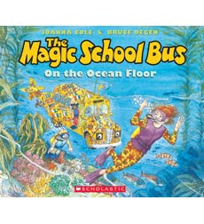 The Magic School Bus® on the Ocean Floor