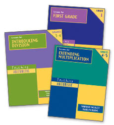 Complete Teaching Arithmetic Series (12-book set)
