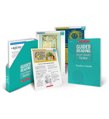 Guided Reading Short Reads Fiction Level N