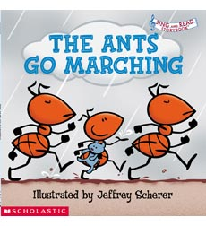 Sing and Read Storybook: Ants Go Marching
